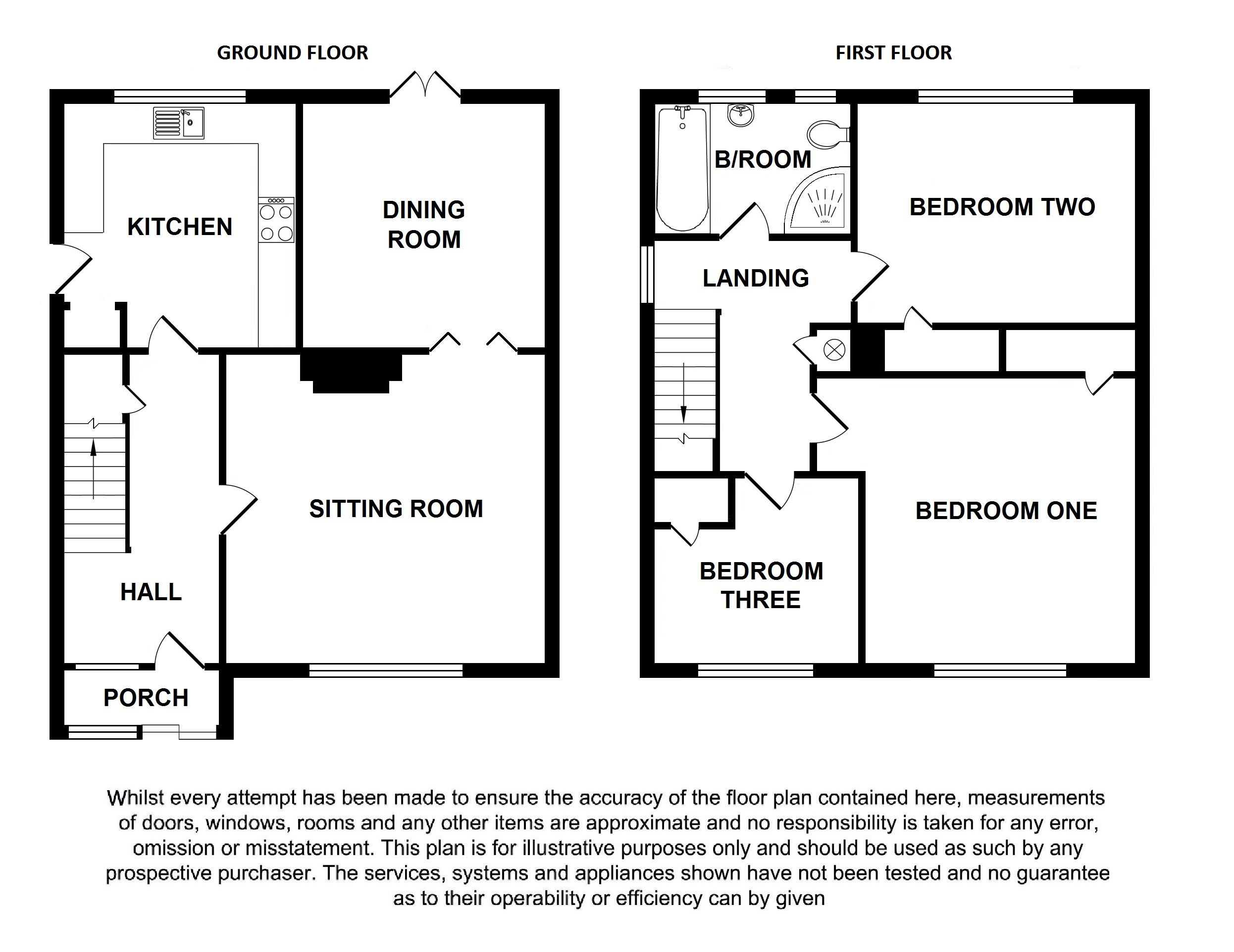 Floorplans For Woodbrook, Charing