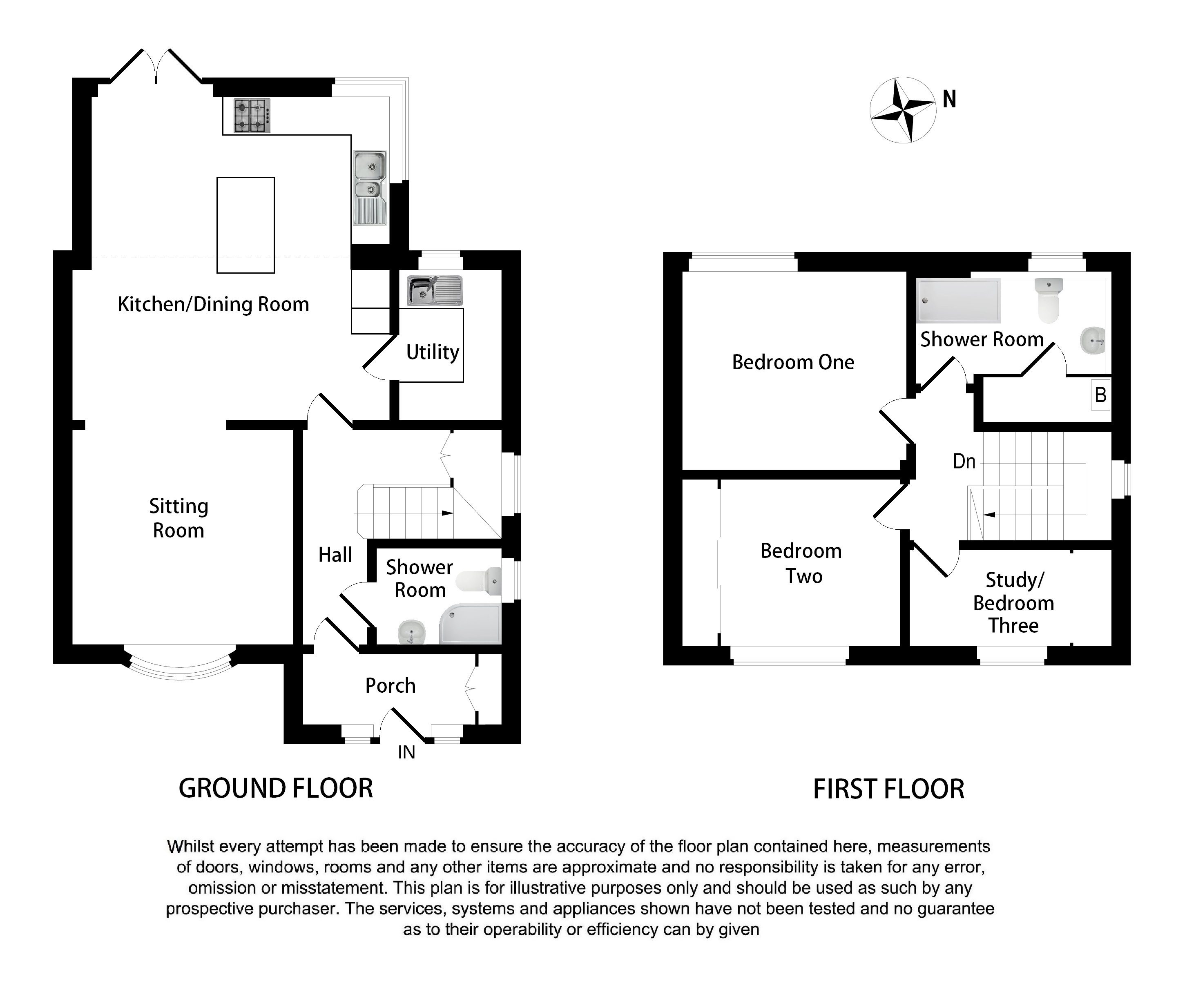 Floorplans For Hither Field, Charing