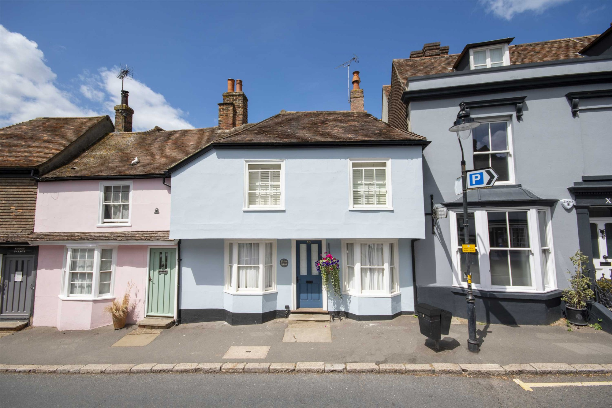 Images for Peirce Cottage, 43 High Street, Charing EAID:TT BID:SAD1