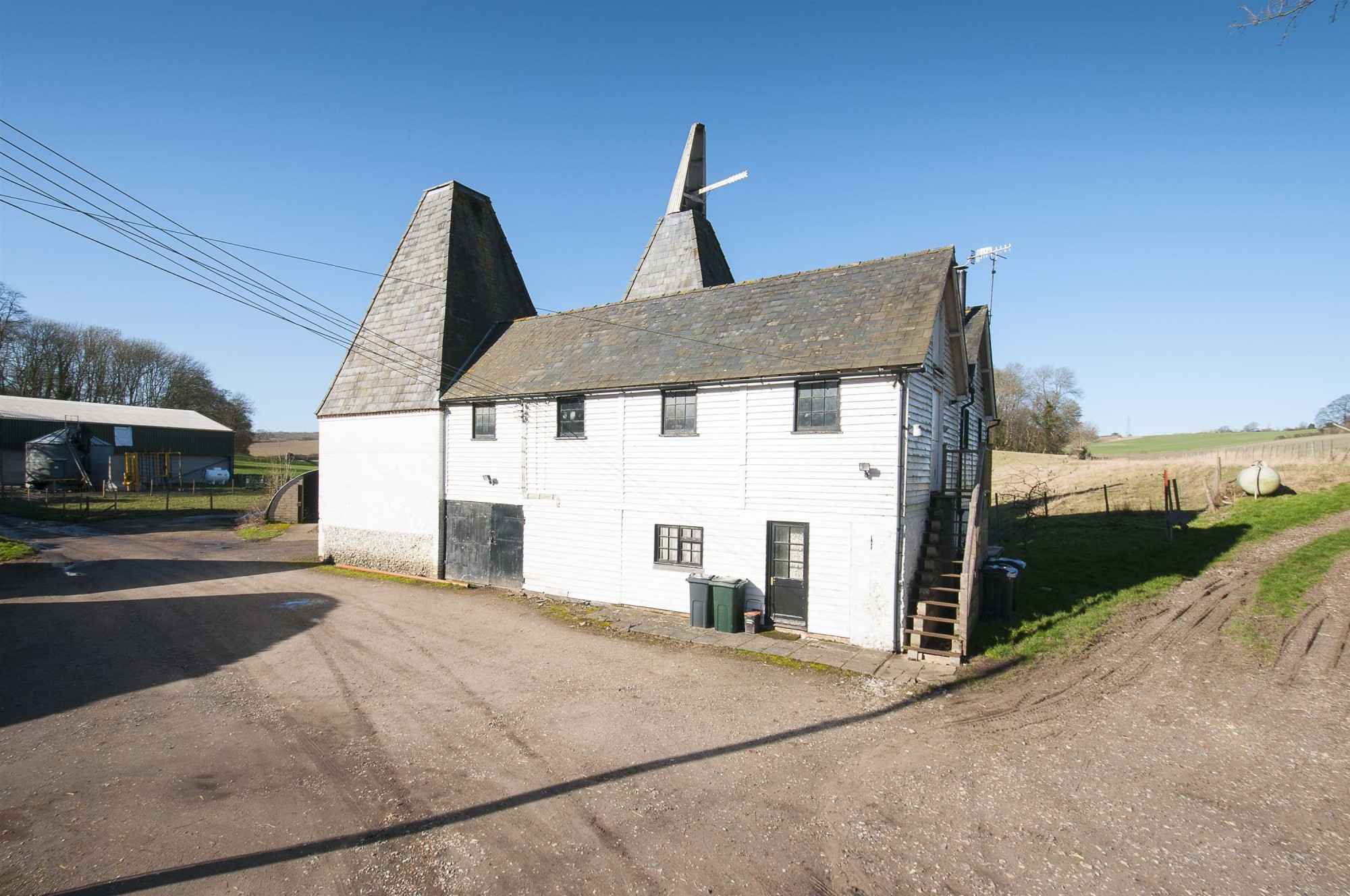 Images for Ground Floor Flat, Dane Court Oast, Chilham EAID:TT BID:SAD1